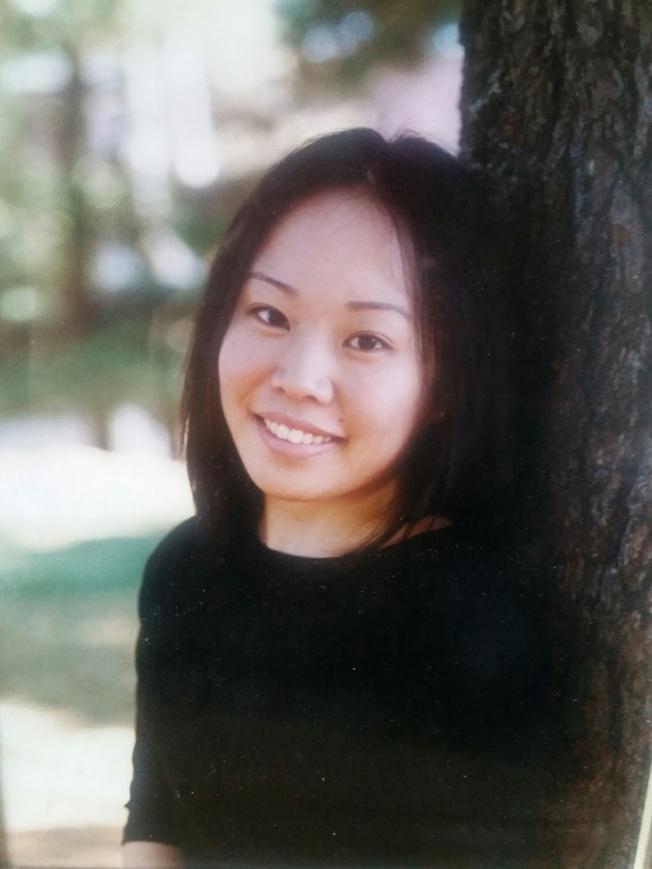 年僅22歲的譚嘉慧,在九一一恐襲中喪生。(譚鐘敏儀提供)