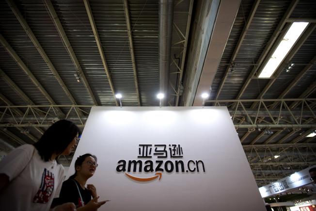 令零售業膽寒的亞馬遜正向中國磨刀霍霍。(美聯社)