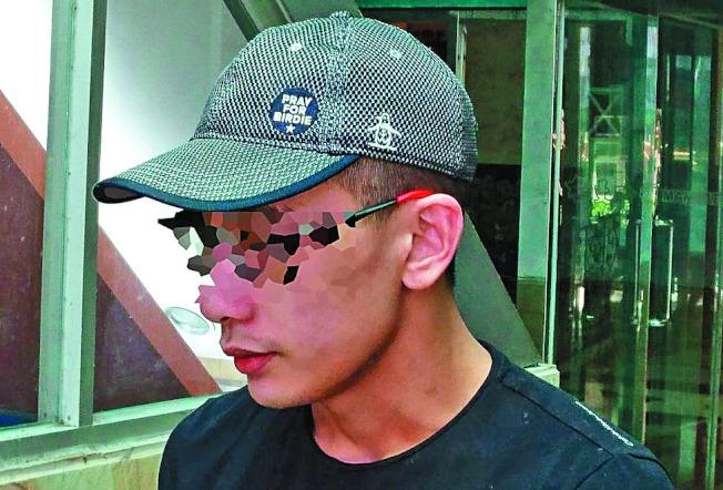 桃園李姓富少涉偷拍性愛光碟被羈押。(記者曾增勳/翻攝)