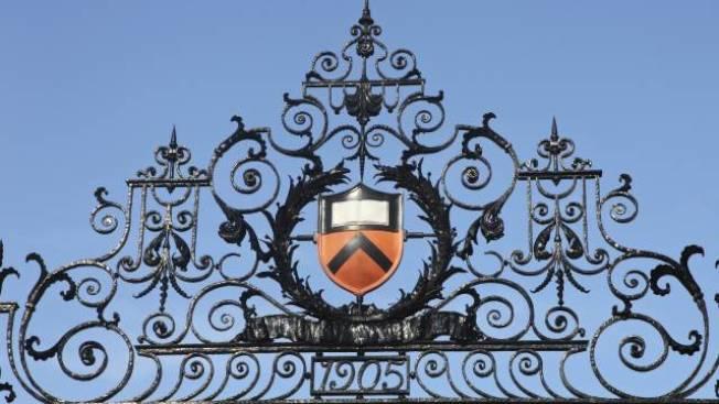 普林斯頓大學錄取的1%高收入學生,多於底層收入60%學生的總和。(取材自學校官網)