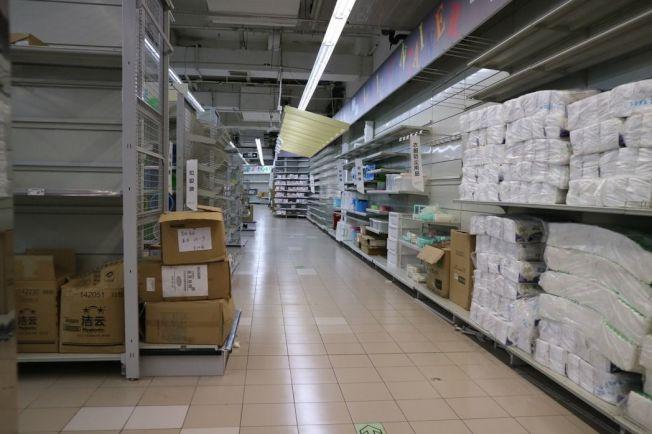受薩德部署影響,蒙受巨大損失的中國韓資企業樂天瑪特超市,決定對外出售。 中央社