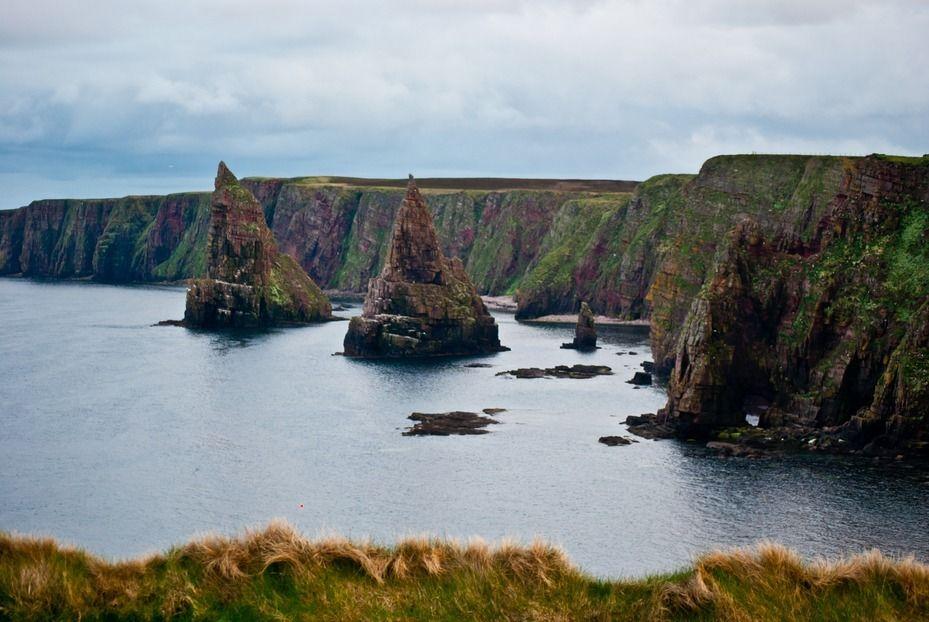 蘇格蘭海灣一景。(ingimage)