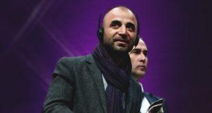 伊拉克攝影師阿卡迪(Ali Arkady)獲頒巴優卡爾瓦多斯戰地記者獎(Bayeux-Calvados Award)。(網路圖片)