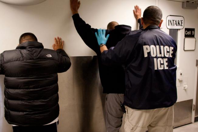 ICE執法趨嚴,連家有殘疾兒童的無證客都難躲過被遣返。(取自ICE網站)