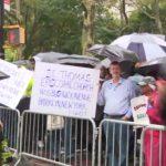 數千人市府示威 促增建平價屋