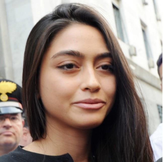義大利女模兼演員Ambra Battilana Gutierrez遭溫斯坦性騷擾的錄音帶內容,被紐約市檢方認為難以做為起訴溫斯坦的證據。(Getty Images)