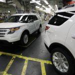 一氧化碳洩漏隱憂 福特召回130萬輛車