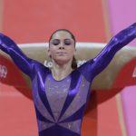 她的表情 歐巴馬也愛學…奧運金牌女將遭隊醫性侵多年