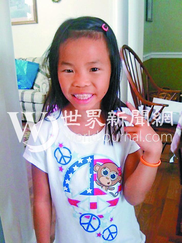 吳穎思16年前被母親雪梨從中國廣西收養,吳穎思表示她喜歡中國。(雪莉提供)