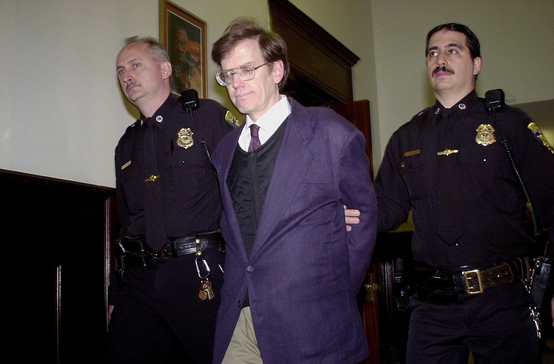 槍擊醫師史萊皮恩的主嫌科普(Kopp)。(Getty Images)