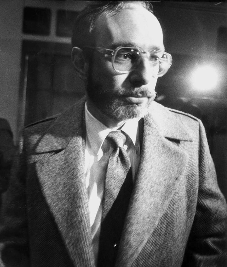 墮胎醫師史萊皮恩(Barnett Slepian)。取自/維基百科