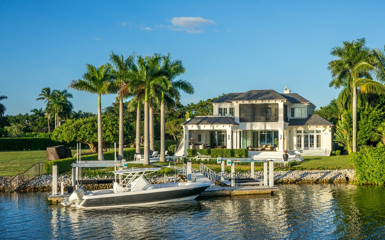 佛羅里達州Naples一景。(Pixabay)