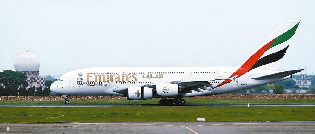 台灣7歲女童昨天與家人搭乘阿聯酋航空從杜拜轉飛往德國,在機上發高燒,班機緊急降落科威特,送醫後仍回天乏術。 本報系資料照