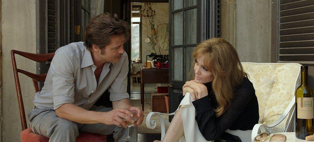 布萊德彼特未迴避和曾騷擾安琪琳娜裘莉的影壇大亨合作。(圖摘自imdb)