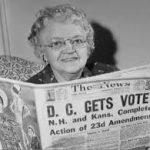 1964年11月3日華盛頓特區居民的第一次