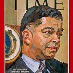 1966年11月8日美國首位黑人參議員