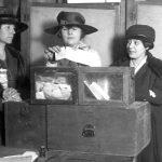 1917年11月6日婦女投票從這州開始