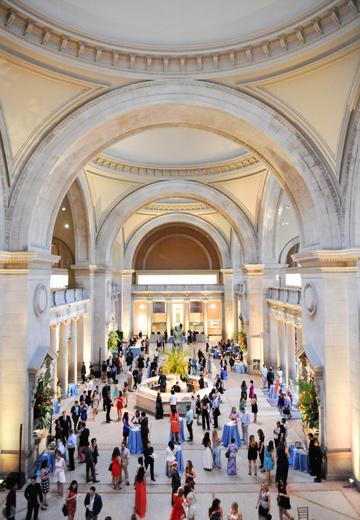 紐約大都會博物館除了豐富館藏之外,還有一些外人不清楚的餐廳。(大都會博物館)