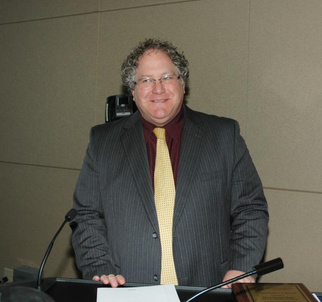 南加州大學美中關係學院院長杜克雷。(本報檔案照)