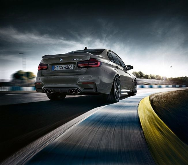 BMW尚未公布M3 CS車款售價,而美國買家可於明年5月開始訂車。