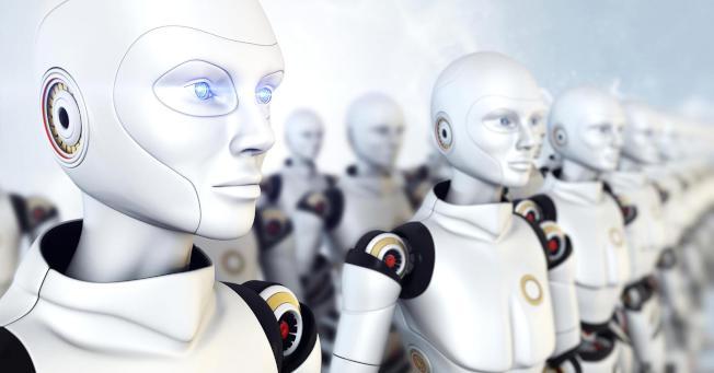 李開復警告:未來10年將有一半工作被AI取代。(Getty Images)