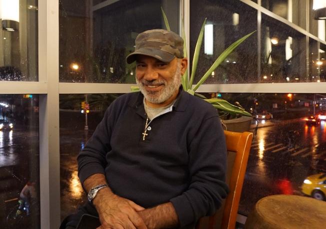 羅德里格茲從小在紐約長大,但對波多黎各具有強烈認同感。(記者王若馨/攝影)