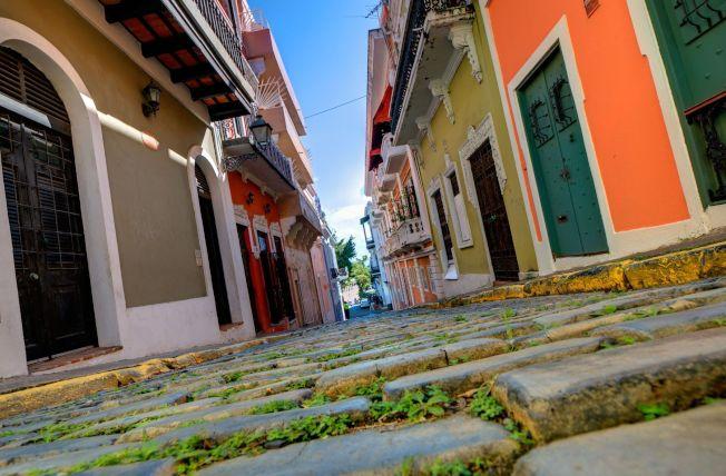旅遊業是波多黎各重要收入來源,首都聖胡安風景如畫。(Dreamstime)