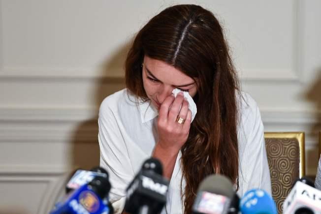 趙偉常常接到女員工訴老闆性騷擾案。(Getty Images)
