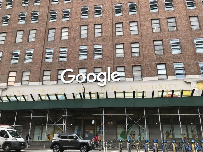 谷歌為雀兒喜帶來科技活力。(記者俞姝含/攝影)