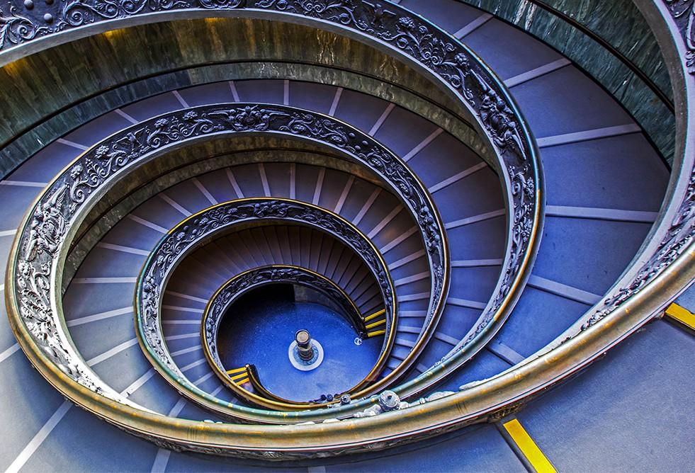梵蒂岡博物館(Vatican Museums)。(圖取自官網)