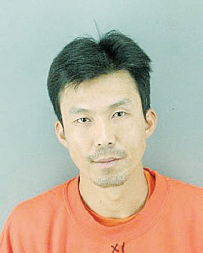 被控謀殺雷家五人的越華裔男子陸太平。(舊金山警方提供)