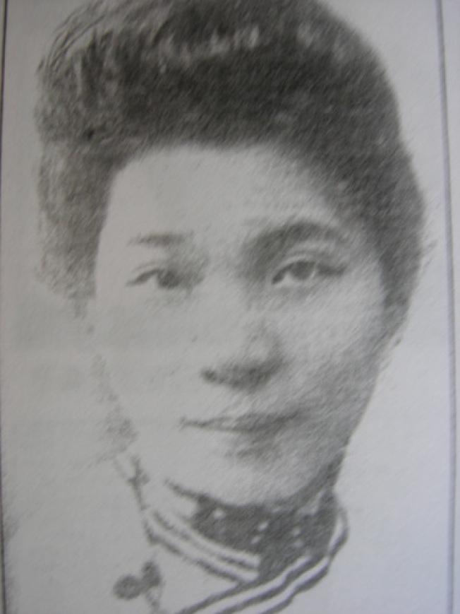 李美步繼承父親遺志,在華埠創辦李韜紀念館,後改名為中華第一浸信教會。(取自網路)