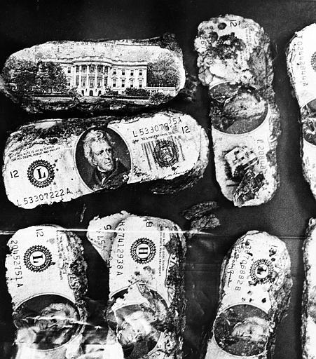 華盛頓州溫哥華市的一名8歲男孩發現290張殘缺不全的20美元的鈔票。美聯社