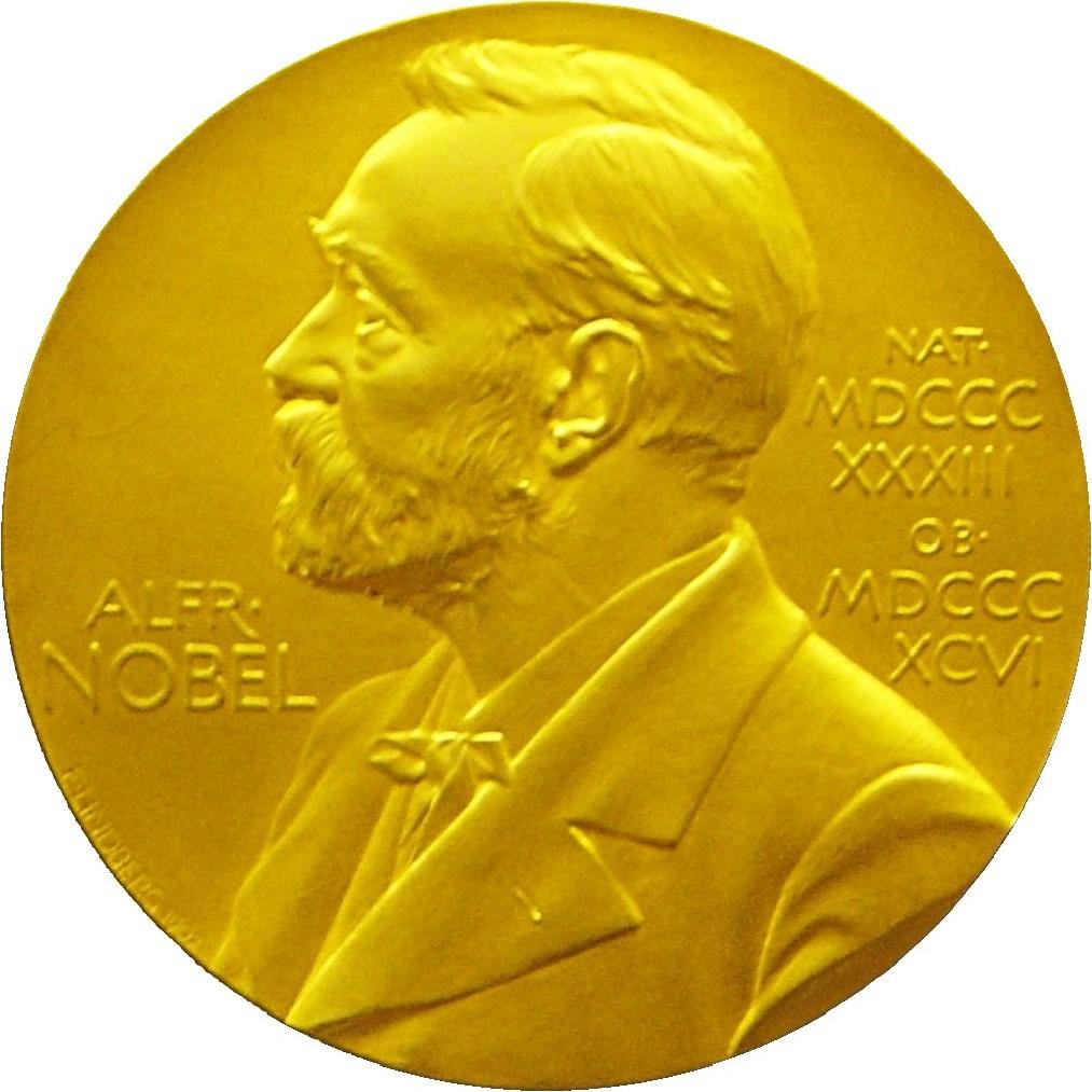 每年都受全球注目的諾貝爾獎獎章。(WikiCommons)
