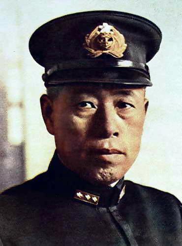 圖為山本五十六上將,攻擊珍珠港計畫的核心人物。(WikiCommons)