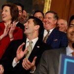 眾院版減稅1.5兆元稅改法案 輕鬆過關