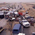 1991年11月29日:17死百傷的致命沙塵暴