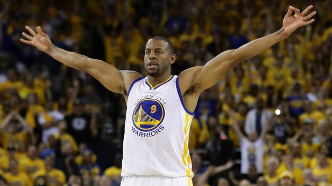 前年NBA總決賽最有價值球員伊古達拉,今年9月以360萬元買下了位於加州拉法葉市的豪宅。(Getty Images)
