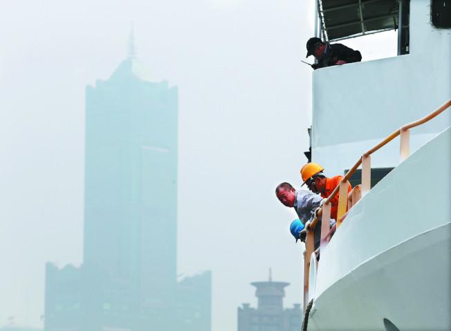 若暴露在高粉塵工作環境,應注意呼吸道防護。(本報資料照片)