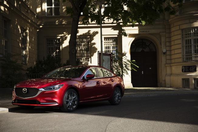 Mazda6 是馬自達客車陣容中的旗艦車款。