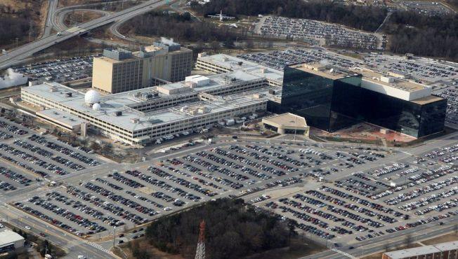位在馬里蘭州的美國國家安全局(NSA)總部。(路透)
