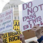 富人減稅非立法成就 未必能扭轉反彈情緒