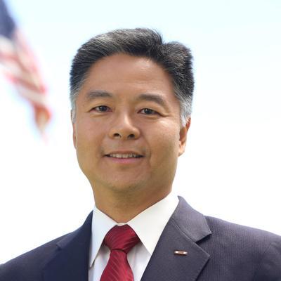 聯邦眾議員劉雲平在推特上開炮,痛批共和黨稅改。(劉雲平推特)