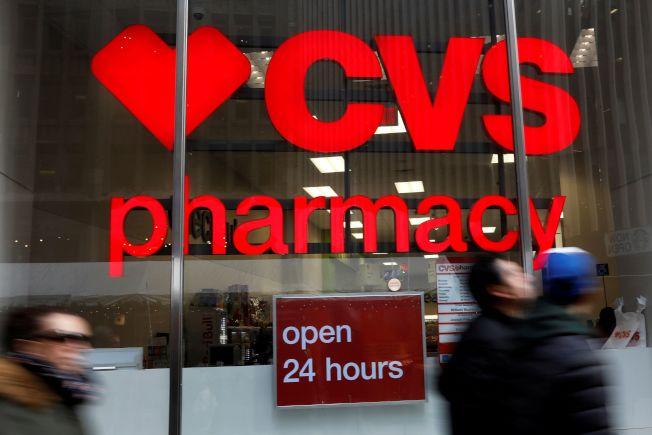 CVS若成功併購美國安泰,美整個醫療生態將為之改觀。(路透)