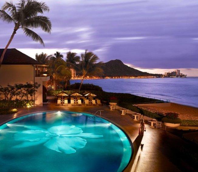 旅遊業興旺帶動夏威夷房地產一片好景。(網路圖片)