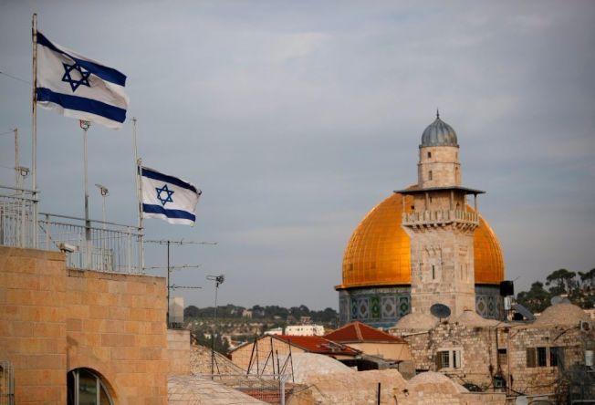 美國高階官員表示,川普預料將承認耶路撒冷為以色列首都。(Getty Images)
