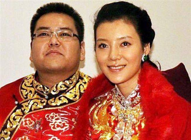 李兆會(左)與女星車曉的婚姻只維持了一年多。(取材自中華網)