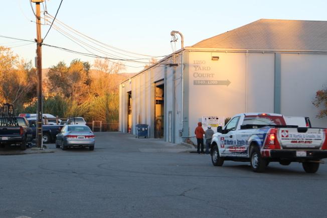 Espinosa Body Shop修車廠與此次的保險詐騙集團有關連,東主馬丁尼茲(Gerardo Ivan Espinosa Martinez) 在類似的保險詐欺案中也已遭到起訴。(記者張毓思/攝影)