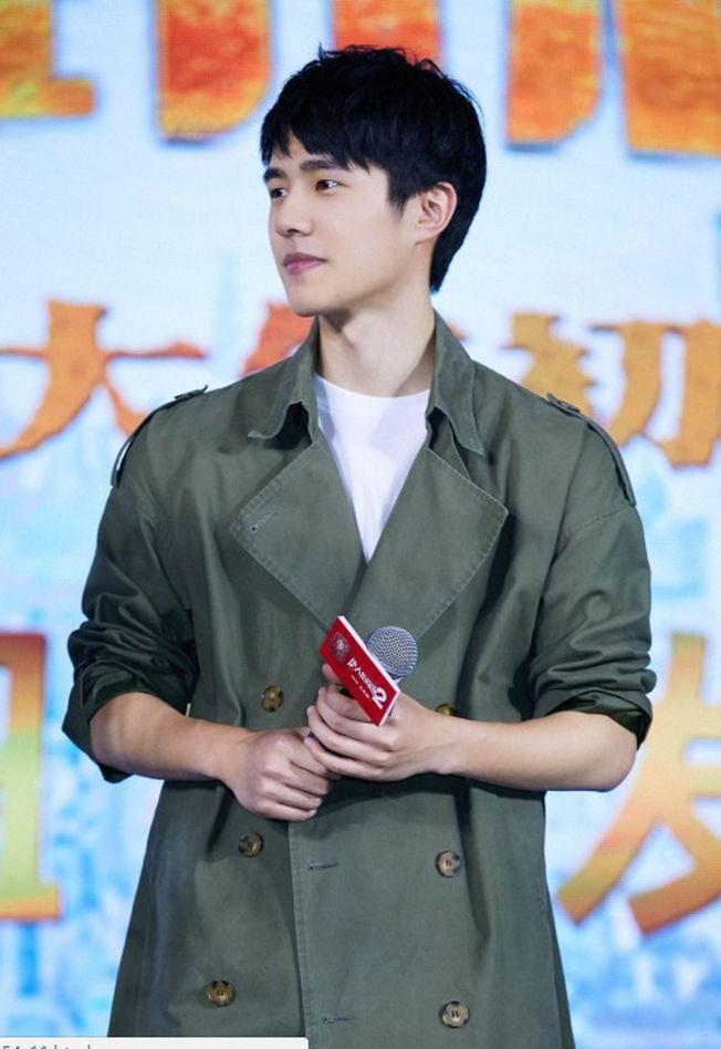 劉昊然主演喜劇探案系列電影《唐人街探案2》。(取材自北青網)