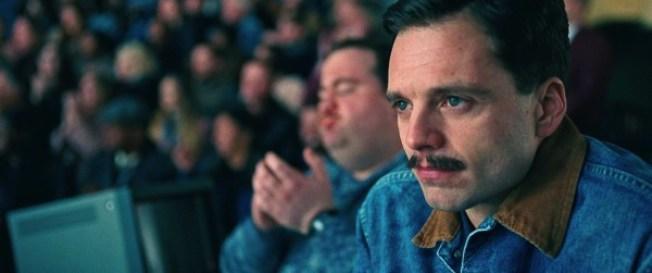 「酷寒戰士」賽巴斯汀史坦因「坦雅」在頒獎季受關注。(圖:Neon 提供)